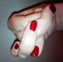 Fingerkunst :-)