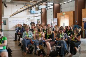Fotos: Valentin Bachem @creativecommons / #litcamp16
