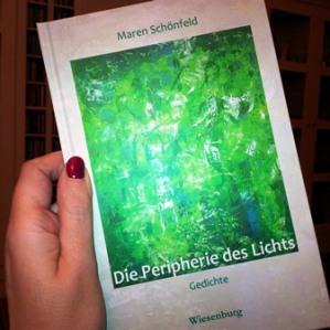 Buchcover Wiesenburg Verlag mit einem Bild von Wolfgang Schönfeld
